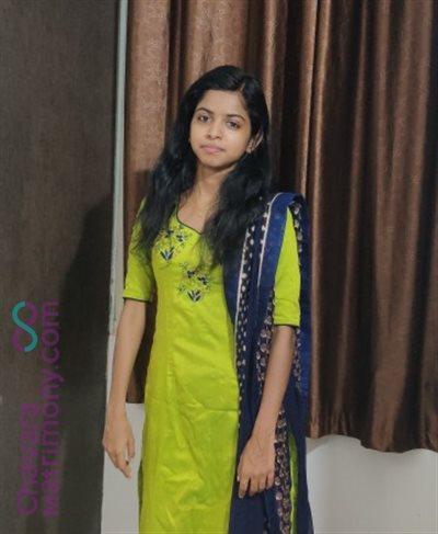 Palakkad Matrimony  Bride user ID: CPKD456463