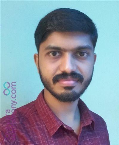 Muvattupuzha Groom user ID: CKGM345097