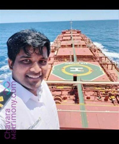 Mariner Merchant Navy Matrimony  Groom user ID: harishsunny001