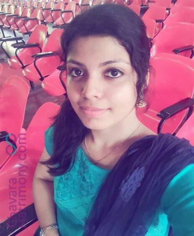 Trivandrum Latin Archdiocese Matrimony  Bride user ID: Jenifervarki