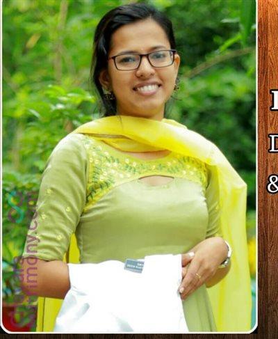 Mala Matrimony  Bride user ID: paulykodiyan123