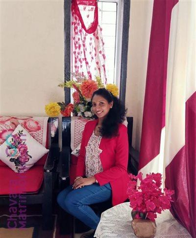 Pune Matrimony  Bride user ID: CMUM456857