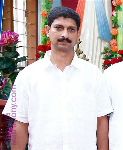 Tellicherry Archdiocese Matrimony  Groom user ID: Bijuvandan