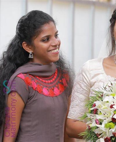 Govt.Service Matrimony  Bride user ID: Rinumaria111