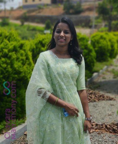 Auditor Matrimony  Bride user ID: priyajose1796