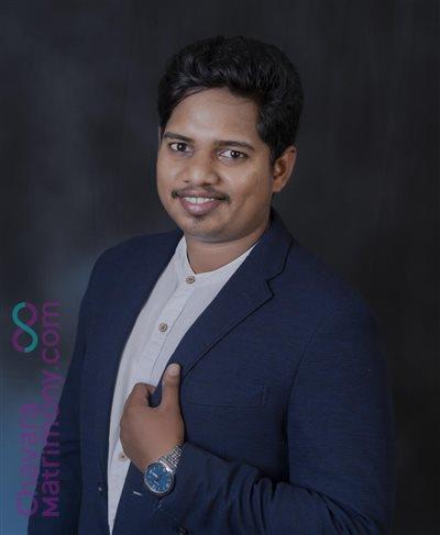 Ramanathapuram Diocese Matrimony  Groom user ID: vinoj1993