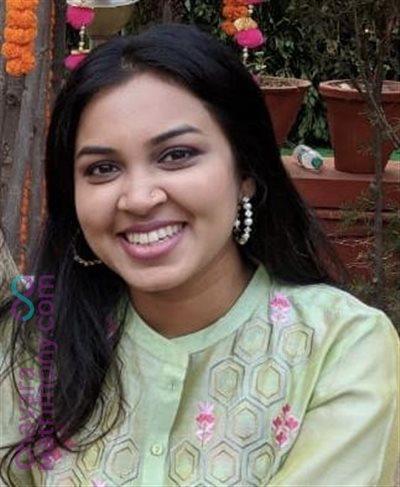 Bombay Archdiocese Matrimony  Bride user ID: CMUM457400