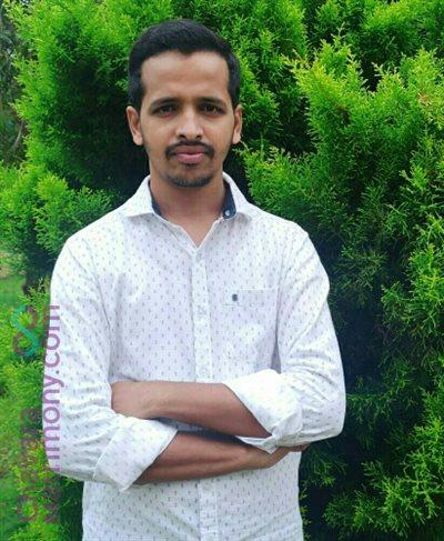 Mangalore Matrimony  Groom user ID: paulosept