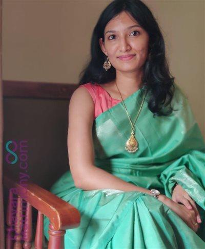 Mangalore Matrimony  Bride user ID: CBGR456768