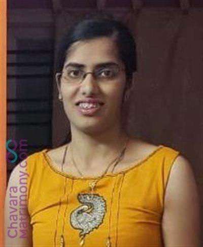 HR Executive Matrimony  Bride user ID: CBGR456760