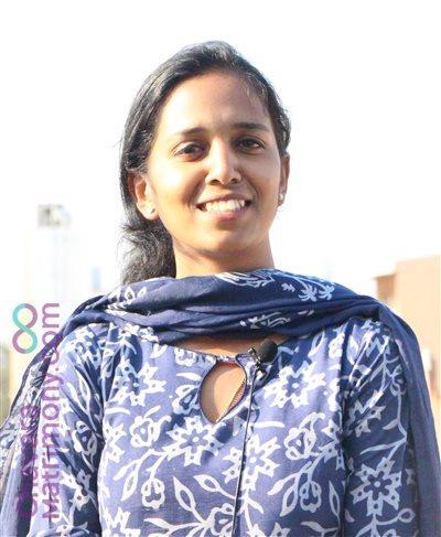 Coimbatore Matrimony  Bride user ID: Shermaria