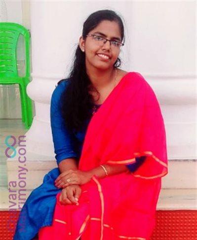 Audiologist Matrimony  Bride user ID: mayajohny