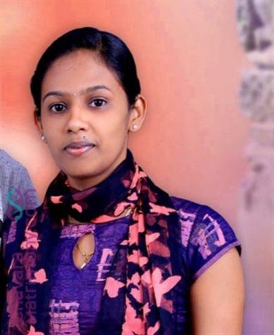 Consultant Matrimony  Bride user ID: CKTA345105