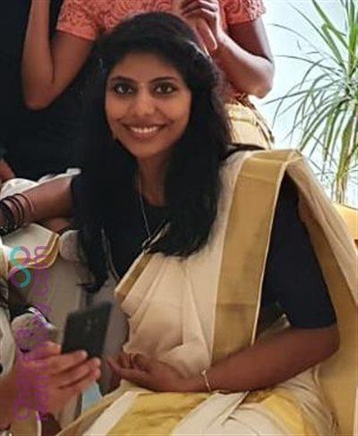 Irinjalakuda Diocese Bride user ID: CIJK457164