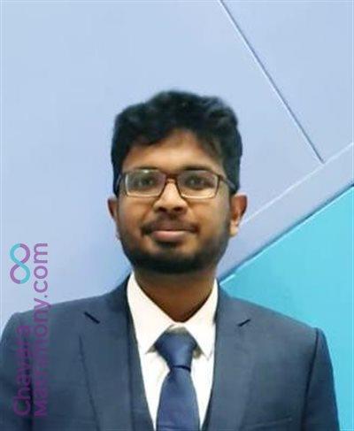 Anglo Indian Groom user ID: shiburajan20