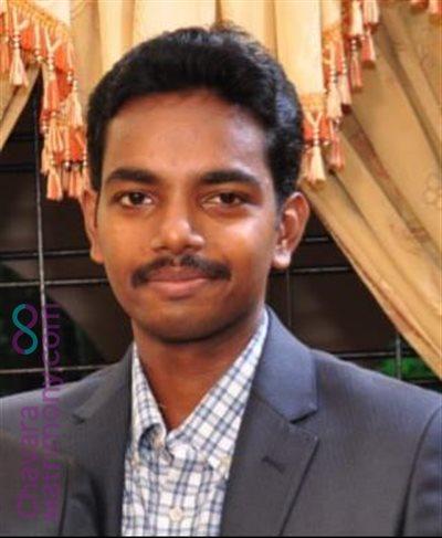 Kuravilangad Groom user ID: CKVD456791