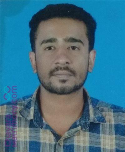 Wayanad Matrimony  Groom user ID: jemin13