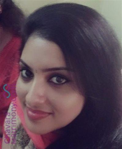 Changanacherry Matrimony  Bride user ID: CCHY458452