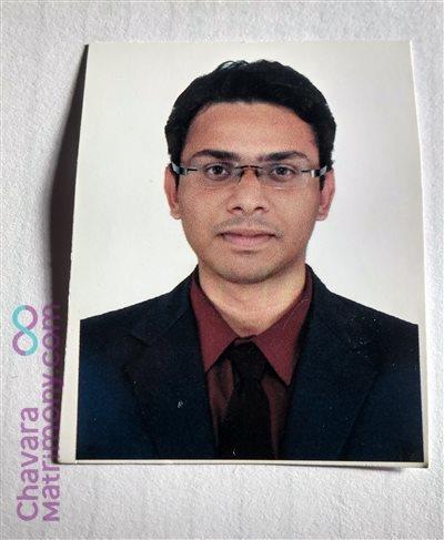 Chartered Accountant Matrimony  Groom user ID: Jacob962