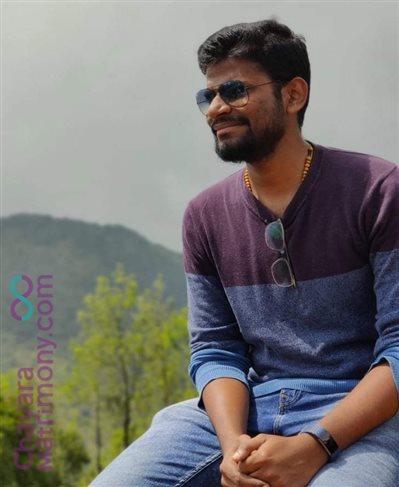 Thrissur Matrimony  Groom user ID: VibinJacob