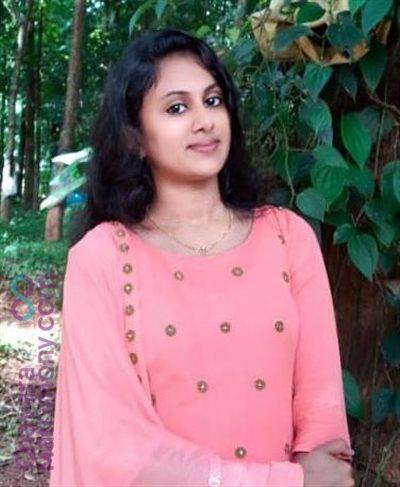 Palakkad Bride user ID: Sneha95