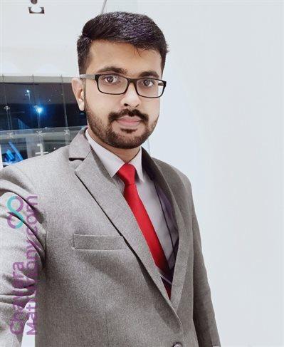 Sales Professional Matrimony  Groom user ID: CPLA235225