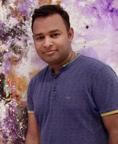 West Bengal Groom user ID: CCHY457331