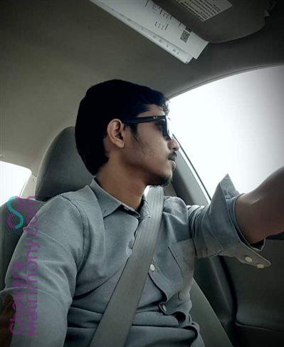 Qatar Matrimony  Groom user ID: AvinashMathew