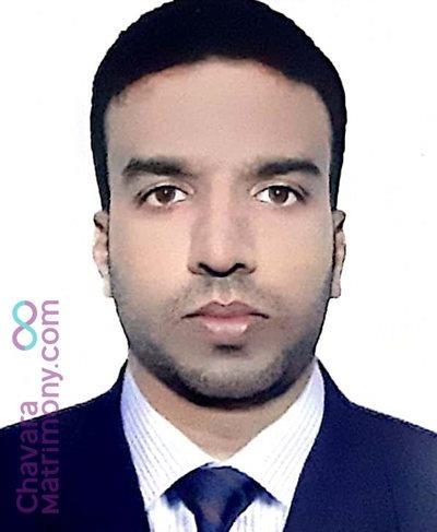 Adoor Diocese Matrimony  Groom user ID: libin472