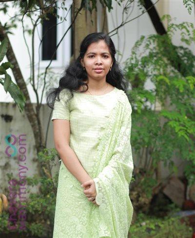 Thrissur Matrimony  Bride user ID: Soyatony