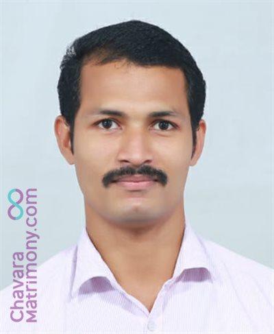 thrissur Matrimony  Groom user ID: CPTY456999