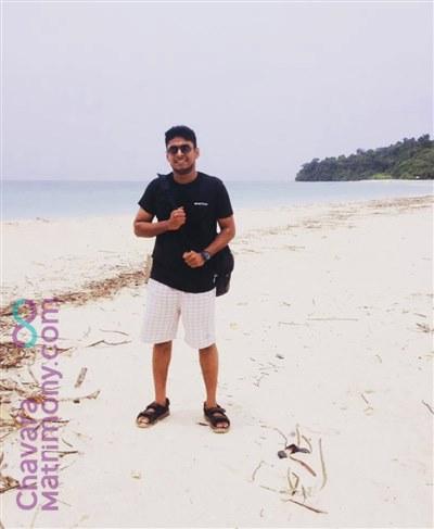 andaman & nicobar Matrimony  Groom user ID: CTVM456772