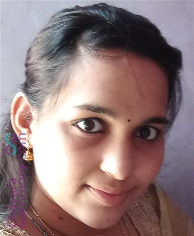 India Matrimony  Bride user ID: Akhila2401