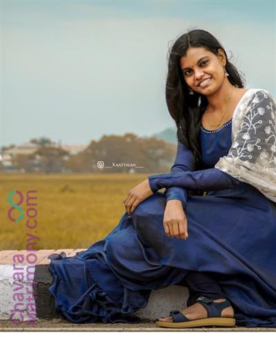 Thrissur Matrimony  Bride user ID: NAVEENA984774