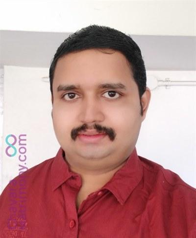 Kottayam Matrimony  Groom user ID: CEKM600107