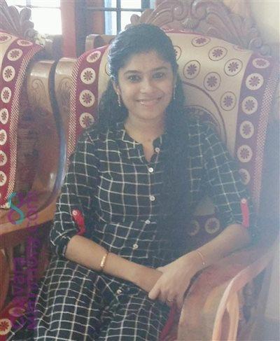 Chengannur-Mavelikara Diocese Bride user ID: CALP600072