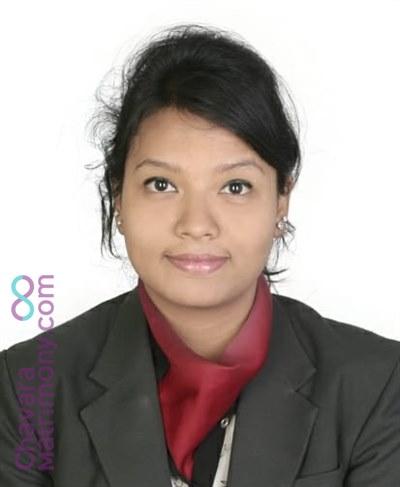 Anglo Indian Matrimony  Bride user ID: OSHIN11