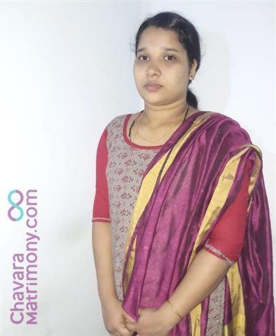 mannarkkad Matrimony  Bride user ID: SruthiAntony