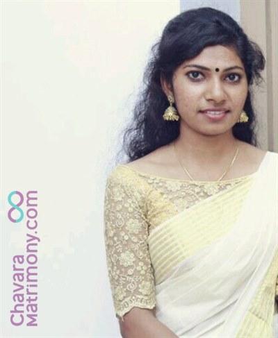 thrissur Matrimony  Bride user ID: CTCR460800