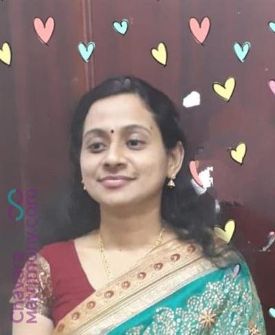niranam diocese Matrimony  Bride user ID: CPTA600339
