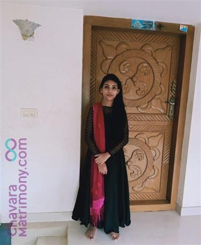 thrissur Matrimony  Bride user ID: CTCR460801
