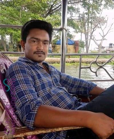 maldives Matrimony  Groom user ID: Jobin1710