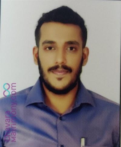 shamshabad diocese Matrimony  Groom user ID: Miljo07