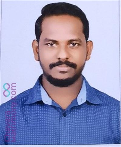 cheramar christian Groom user ID: akhil571