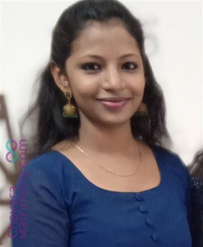 Thrissur Matrimony  Bride user ID: CTCR461030