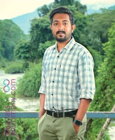 kothamangalam Groom user ID: nobymolly