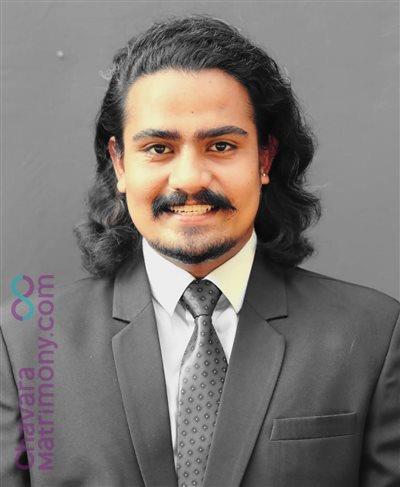 Chaldean Christian Matrimony  Groom user ID: JensonJesudas