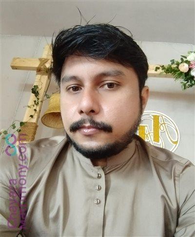 Anglo Indian Matrimony  Groom user ID: francisharold