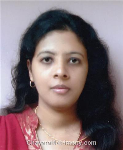 Thrissur Matrimony  Bride user ID: CTCR459726