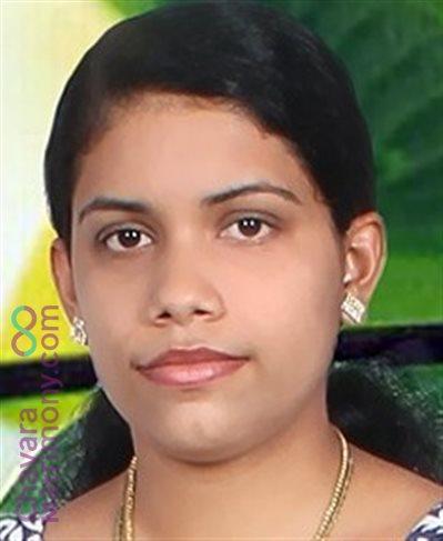 Govt.Service Matrimony Bride user ID: CTPA234411